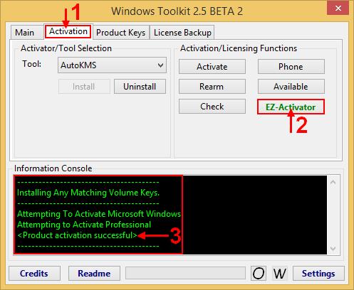 Activer toutes les versions de windows et d office avec - Cle activation office professional plus 2013 ...